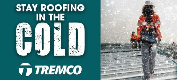Tremco - ebook - Cold Weather Product Selector Guide by Tremco