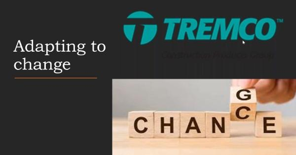 Tremco - Women Adapting and Leading Change a NWIR Webinar presented by Tremco