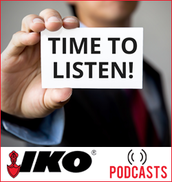 IKO - Sidebar Ad - Podcast Playlist