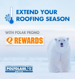 Polyglass - Sidebar Ad - Polar Rewards