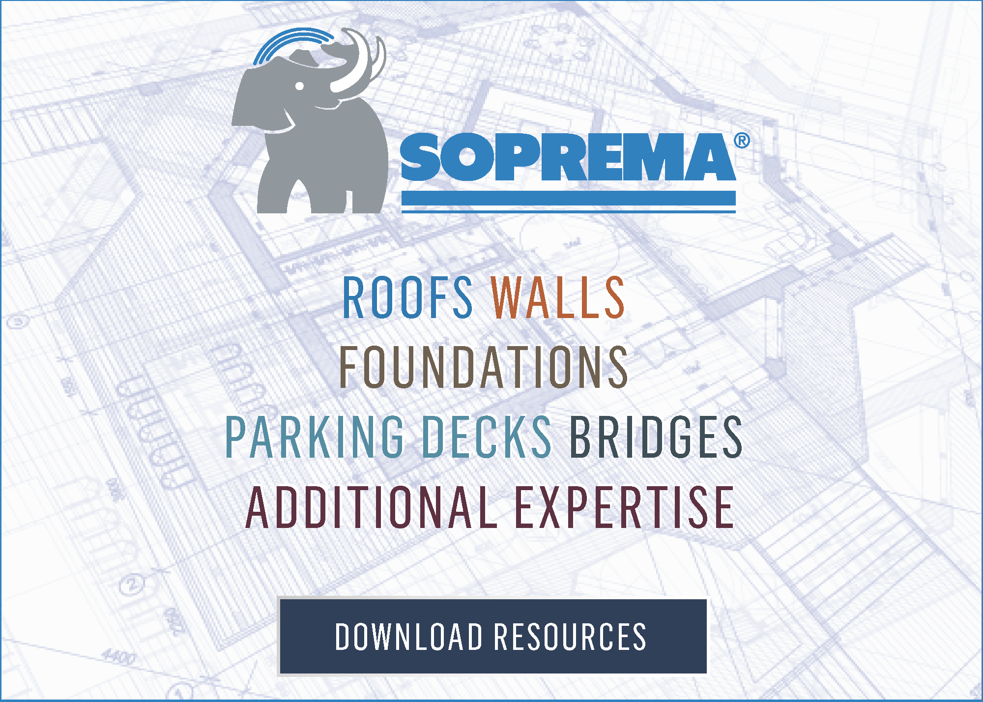 SOPREMA - Navigational Ad - SOPREMA is Your Resource