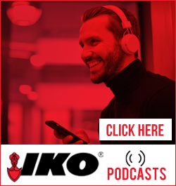 IKO Podcast Classified Ad