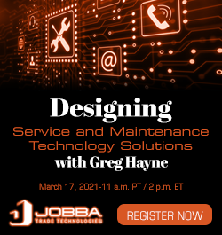 JOBBA - Sidebar Ad - RLW Designing Service and Maintenance Technology Solutions