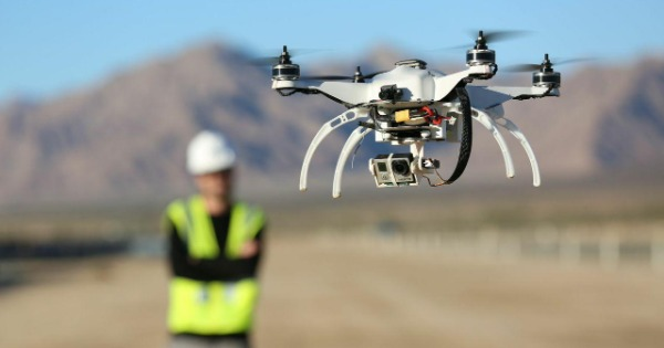 Safety Tip Can OSHA Use Drones