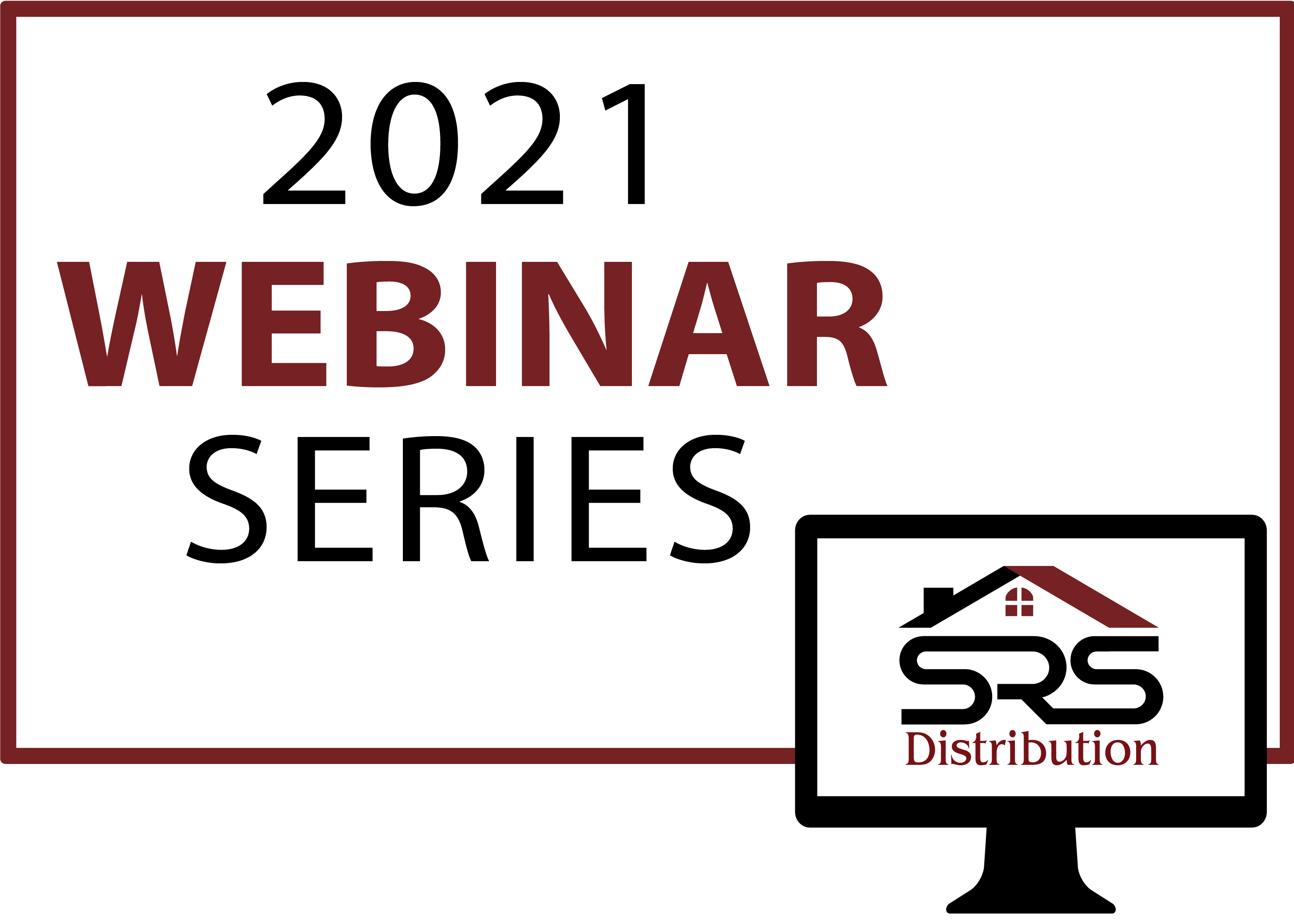 SRS Distribution - Navigation Ad - Webinar Series 2021