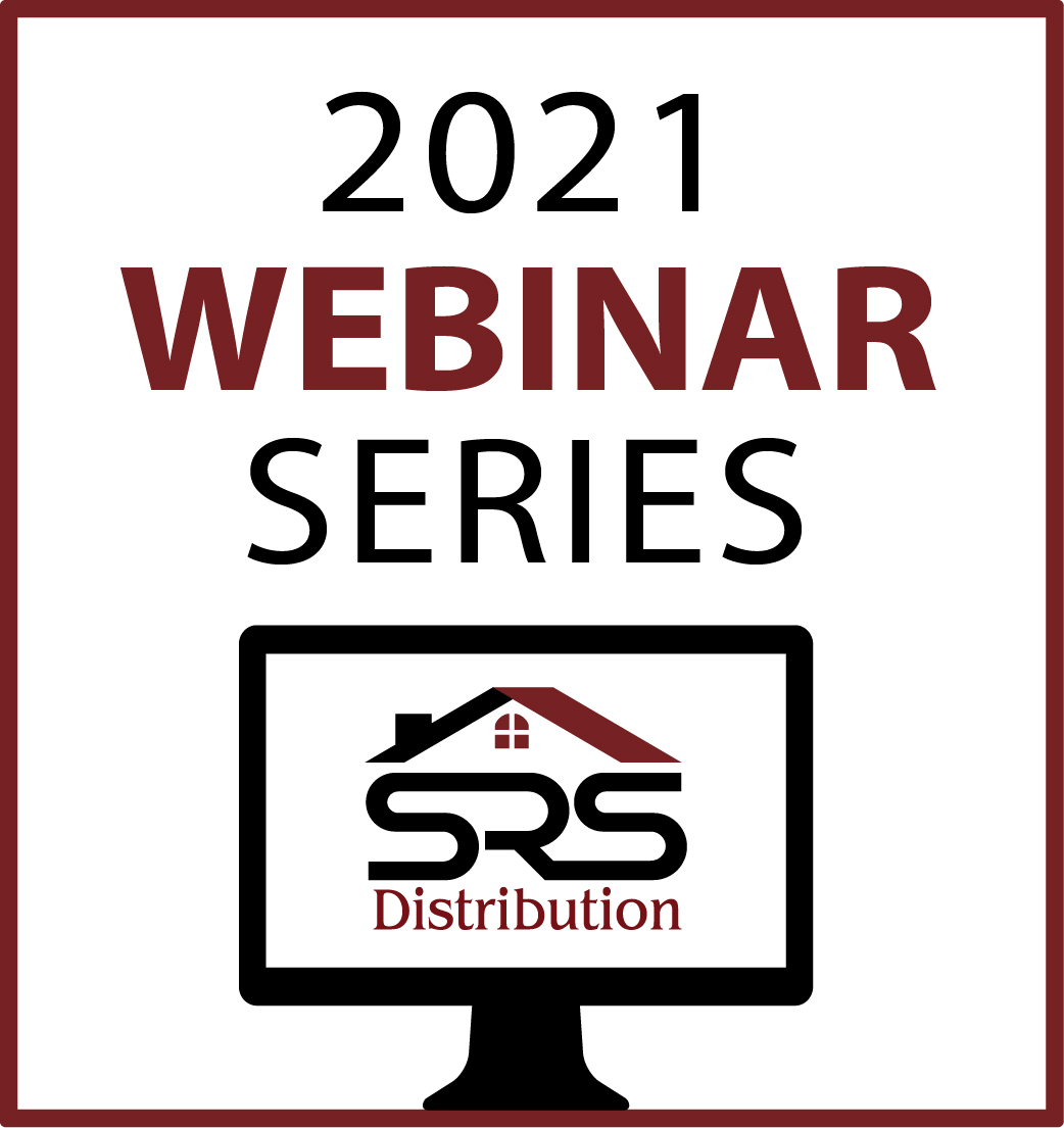 SRS Distribution - Sidebar Ad - Webinar Series 2021
