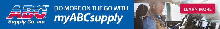 ABC Supply - Banner Ad - Do More On the Go With myABCsupply