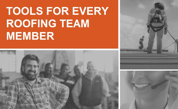 Tools for Every Roofing Team Member