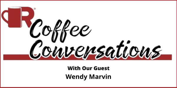 Coffee Conversations - Wendy - Post Show
