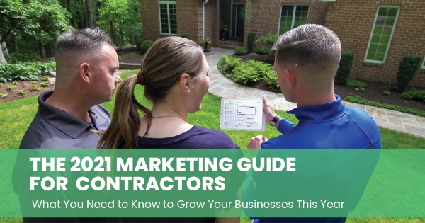 Leap eBook -The 2021 Marketing Guide for Contractors