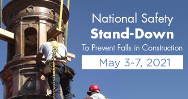 NRCA National Safety Stand Down