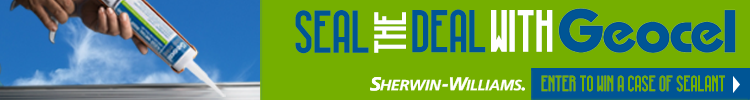 Sherwin-Williams - Banner Ad - Spring 2021 Geocel