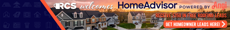 HomeAdvisor - Banner Ad - RCS Welcomes HomeAdvisor